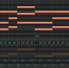 【Cakewalk by BandLab】ピアノロールを使って音源から音を出す方法【MIDI入力】