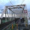 早朝の赤川~京阪電車