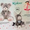 フランスのベビー雑貨「Kaloo(カルー)」のウサギに娘が夢中。