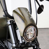 パーツ:Cult Werk「Harley Street Bob Headlight Cover Custom」