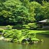 「日本庭園(築山式/枯山水)」を英語で説明する