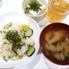 6/1の夕飯☆禁酒デー