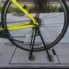 自転車用メンテナンススタンドの使い方