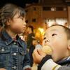 野球~公園~元町南京町で食べ歩き