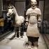 バンコク国立博物館 秦始皇帝展、タイ美術品