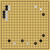 Master対AlphaZeroの棋譜1