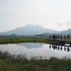 アヤメ平から眺めた百名山@尾瀬 2017.6.24