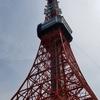 6月28日(木)hatenaよりお昼の東京タワー。