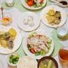 【和食】ボリューム満点の野菜料理/Japanese Food at Home