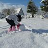 雪中RUN