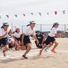チャレンジ運動会⑪ 5年生徒競走