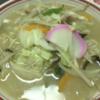 三ノ宮の長崎チャンポン 懐かしの味がリーズナブルに!!三喜亭