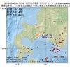 2016年05月30日 05時12分 石狩地方南部でM3.0の地震