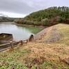 金山谷池(岡山県勝央)