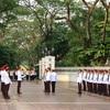 シンガポール街歩き#218(月初めの恒例行事・イスタナの衛兵交代式)