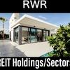 米国リート【RWR】の構成銘柄/セクターの特徴とは?(2018年12月)