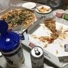 30代の男5人はピザ(Lサイズ)を何枚食べられるのか