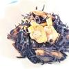 【鉄分補給レシピ】『あさりとひじきの煮物』とアレンジ3種