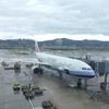 搭乗記 チャイナエアライン 羽田⇒台北松山 CI223 A333 エコノミー