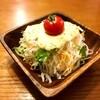 【ニトリ】のカセット式調理器で「びっくり☆ドンキー」なサラダを作ろう♪