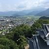 【越前大野城】天空の城への登山道は?盆地で夏は暑い?