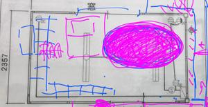 倉庫・工房・展示場 3役兼ねた小部屋作りが始まります