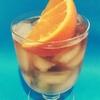 焼酎の漬け込み酒をつくってみた その7「マンゴー&オレンジティー焼酎」
