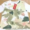 発売日に買ったピクミン柄Tシャツ。