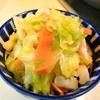 たいめいけんっぽい【1食17円】酢油キャベツ&人参サラダの簡単レシピ