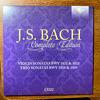 バッハ全集 全部聞いたらバッハ通 CD22 BWV.1021,1023,1038,1039 バイオリンソナタ トリオ・ソナタ