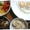 【美容・健康】10歳若く見える糖質制限夫の今日の弁当…じゃなくて、朝食。