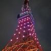 5月18日(金)hatenaより夜の東京タワー。
