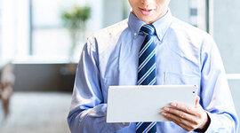 安全に使えるビジネス版LINEで、積極的な社員交流を