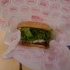 ドムドムハンバーガーで食べたバーガーが美味しかった件