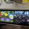 Raspberry Pi搭載のデジタルサイネージを横長画面で