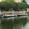 広島平和記念公園から高速船で宮島へ