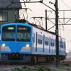 1月4日撮影 私鉄シリーズ 近江鉄道万葉あかね線 平田~市辺間 ② 100形と800形