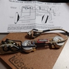 EMERSON CUSTOM ( エマーソンカスタム ) / 4-WAY TELECASTER PREWIRED KITをインストール