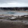 アイスランド ゴールデンサークル日帰りツアー 爆発するゲイシール、間欠泉で地球の息吹を満喫!動画を撮るのがおすすめです。