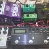 BOSS MS-3でエフェクターボード製作⑤ボード内容変更して仮組み!