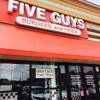 アメリカで愛されるハンバーガーFIVE GUYS