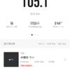 【祝100km突破】 3日坊主な私がランニングを継続させた方法