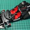 タミヤ1/24スポーツカーシリーズ No.333 ラ フェラーリ(6)〜エンジン・インテリア周り〜
