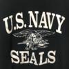 355 ビンテージ US NAVY SEALS スウェット 80's 90's