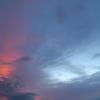 2016年11月10日(木)6:08分の空