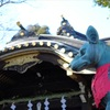 豊川稲荷東京別院へ初詣。