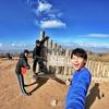【キャンプ】秋の葛城山。インスタ映えのジブリ飯に贅沢な焼き肉!