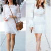 セレブとトリーバーチのバッグ: Jenna Dewan Tatum