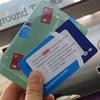 【17日目:移動日再び】エジンバラ空港(ラウンジ)→ヒースロー空港(オイスターカード払い戻し)→香港へ
