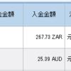1日遅れで外貨定期預金を買い付けしました。